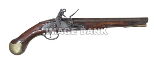RWg101d- British 1762 Sea Service pistol