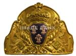 RWi85d- French Grenadier Officers Caplate 1750-70