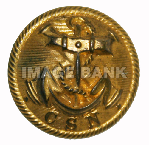 CWb17d- Confederate States Navy Button