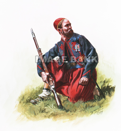 TCWSU47 - 62nd New York Volunteers.  (Anderson Zouaves).