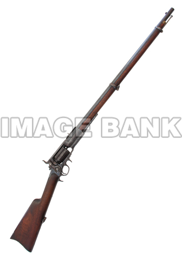 Cwg170d-Colt M1855 Full Stock Sporting Rifle also used by